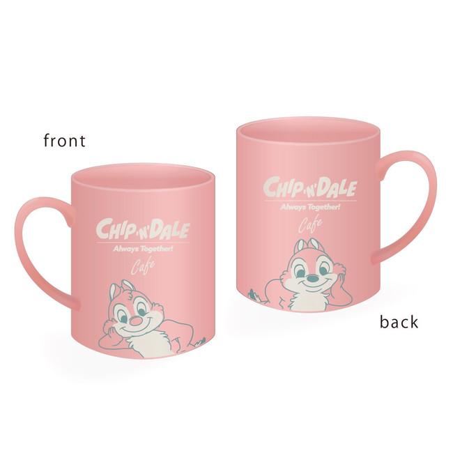 「チップ&デール」OH MY CAFEマグカップ