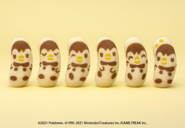 「ポッチャマ東京ばな奈」模様は6パターン