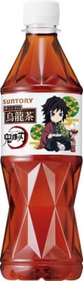 「鬼滅の刃×サントリー」サントリー烏龍茶(525ml)2