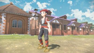 「Pokémon LEGENDS アルセウス」早期購入特典「着物セット ガーディ(ヒスイのすがた)」2