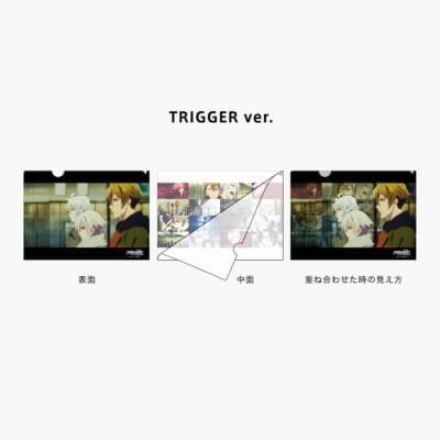 """TVアニメ「アイドリッシュセブン」""""STORY""""クリアファイル TRIGGER"""