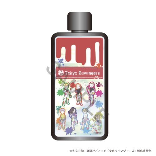 「東京リベンジャーズ×GraffArt」フレームスクエアボトル