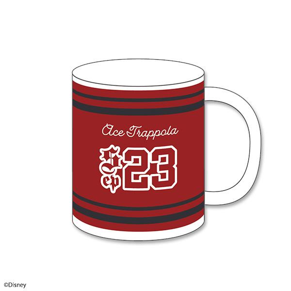 「ディズニーツイステッドワンダーランド」エース・トラッポラ バースデー記念グッズ マグカップ