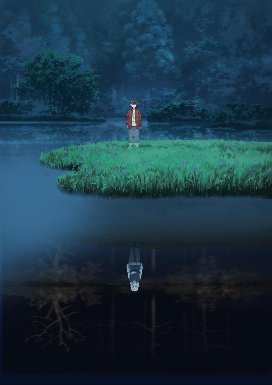 「魔法使いの嫁 西の少年と青嵐の騎士」中篇新ビジュアル
