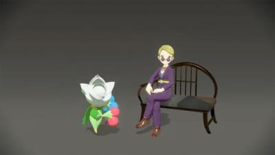 「Pokémon LEGENDS アルセウス」ポケモンと記念撮影が可能!2