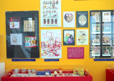 「サンリオ展」ZONE1−1「カワイイのはじまり」有名アーティストの商品