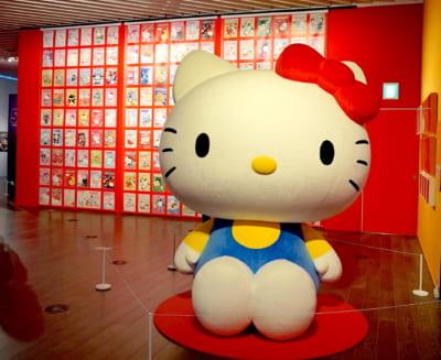 「サンリオ展」ZONE3-3 おおきなキティちゃん