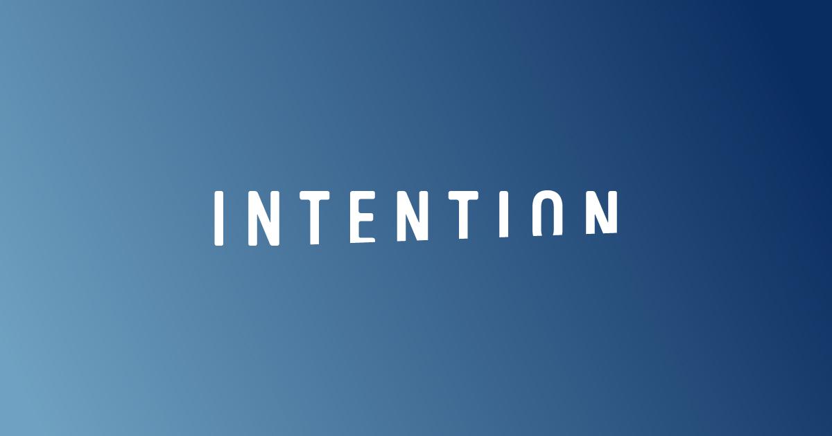 株式会社インテンション ロゴ