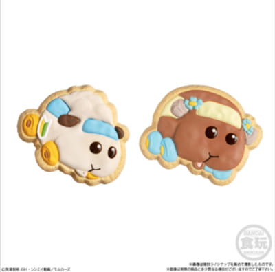「PUI PUI モルカー COOKIE MAGCOT」アビー・チョコ