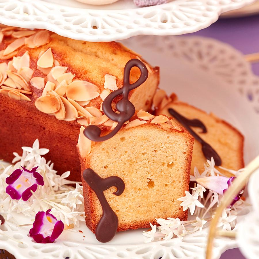 スイーツコレクション~ハローキティ・マイメロディ&クロミのコスメパーティ~マイメロディの大好きなアーモンドパウンドケーキ