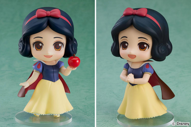 「白雪姫」がねんどろいどになって登場!可憐でかわいい表情に癒されちゃう
