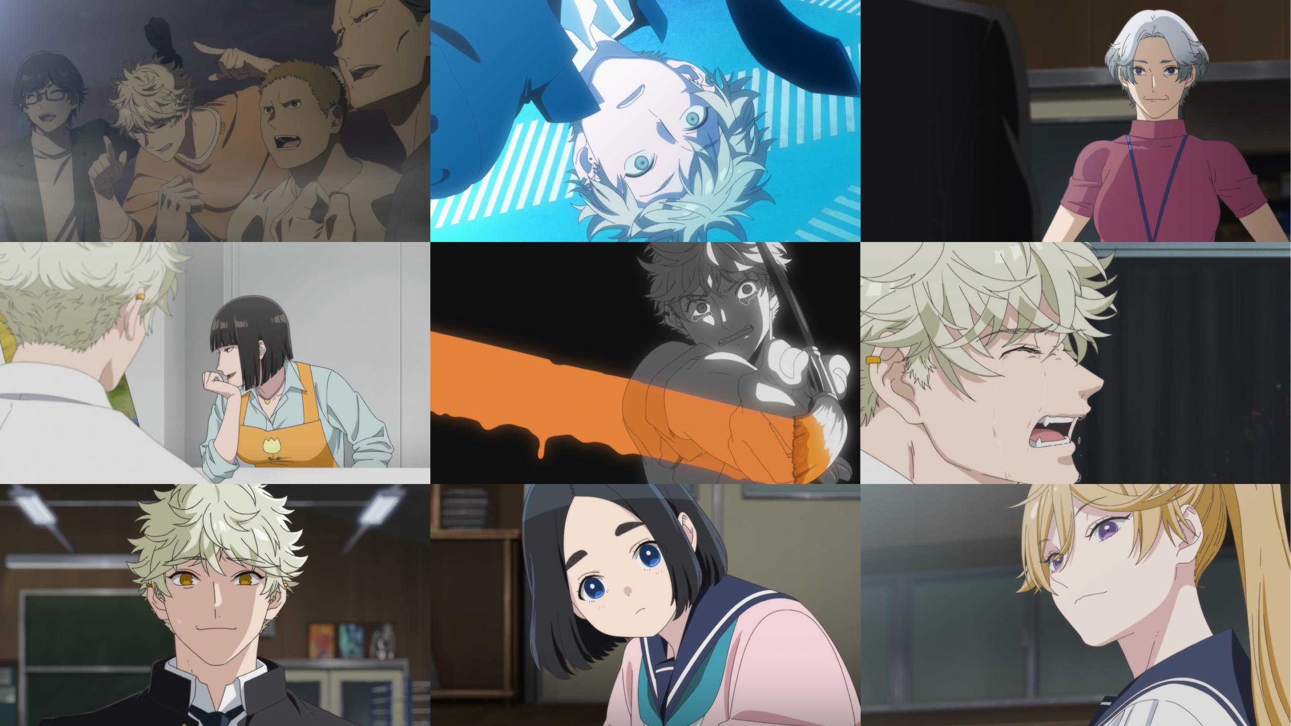 TVアニメ「ブルーピリオド」第2弾PVで多くのキャラのCV解禁!OP「EVERBLUE」も聴ける
