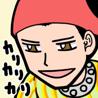 「金色のガッシュ!!」原作者・雷句誠先生(雷句誠先生Twitterより引用)