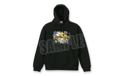 TVアニメ「SK∞ エスケーエイト」×Fave Park オンライン限定販売商品 オリジナルロゴパーカー 4,800円