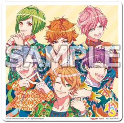 「A3! SUNNY SUMMER EP」店舗別購入特典楽天ブックス:アクリルコースター