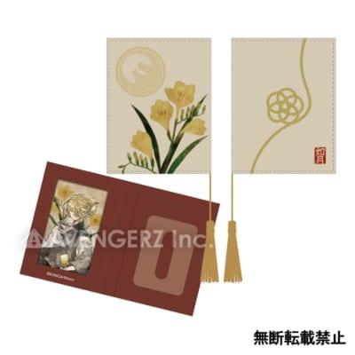 刀剣乱舞-ONLINE- 華こよみ絵巻 パスケース 獅子王