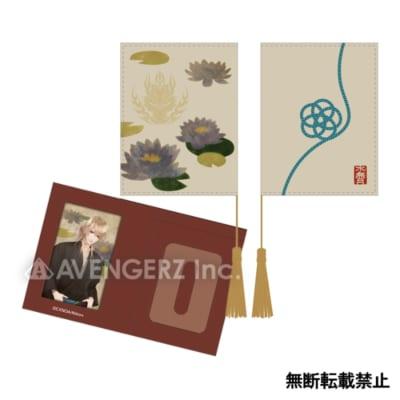 刀剣乱舞-ONLINE- 華こよみ絵巻 パスケース 小竜景光