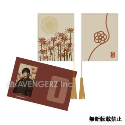 刀剣乱舞-ONLINE- 華こよみ絵巻 パスケース 大倶利伽羅