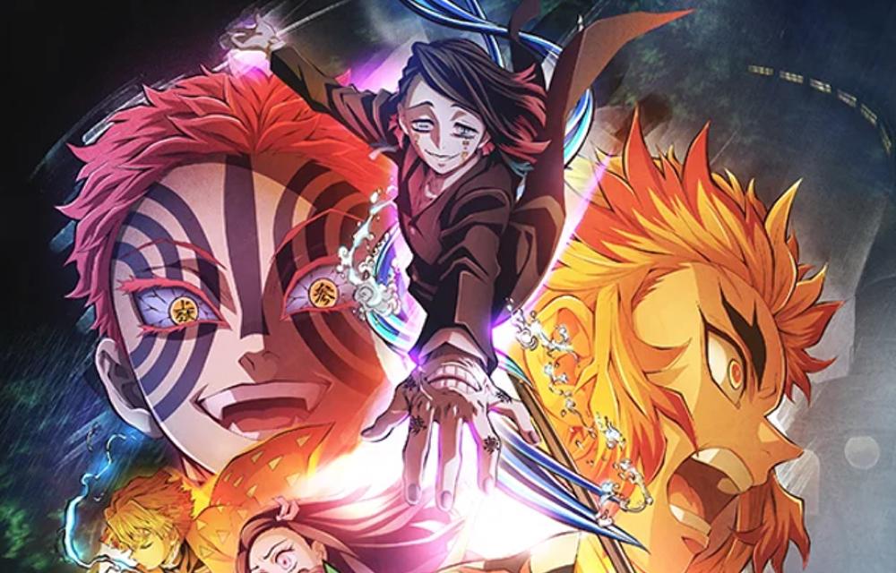 TVアニメ「鬼滅の刃」無限列車編のカウントダウン開始!描き下ろし&ボイスを毎日公開