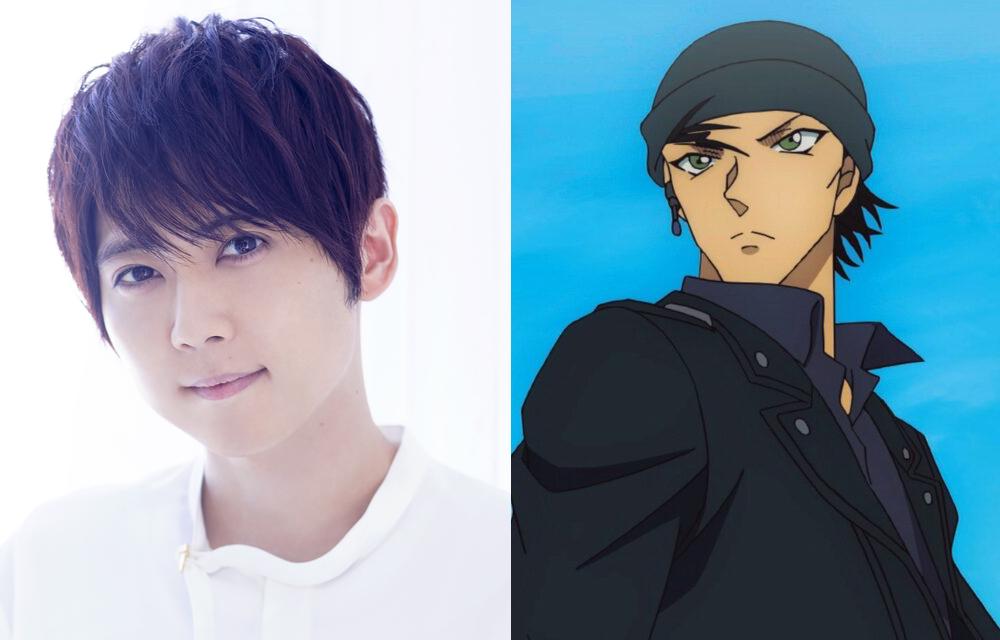TVアニメ「名探偵コナン」赤井秀一(15)のCVは梶裕貴さん!「恐悦至極の思いです。」