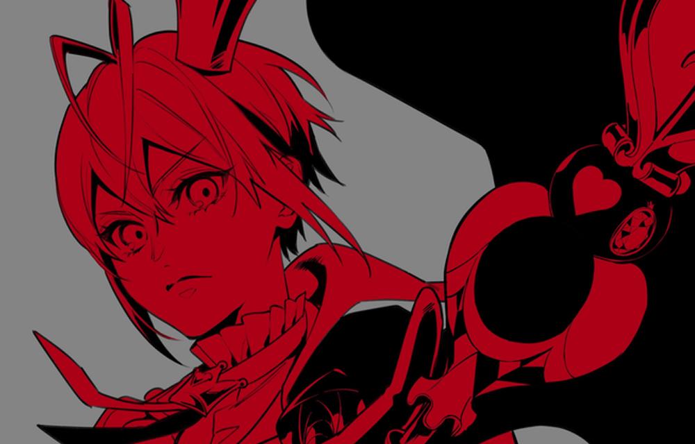 「ツイステ」真紅の暴君をコミック化!第1巻発売記念にコヲノスミレ先生がリドルを描く