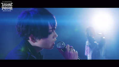 TVアニメ「ヴィジュアルプリズン」Artist PV - O★Z - 場面写真1