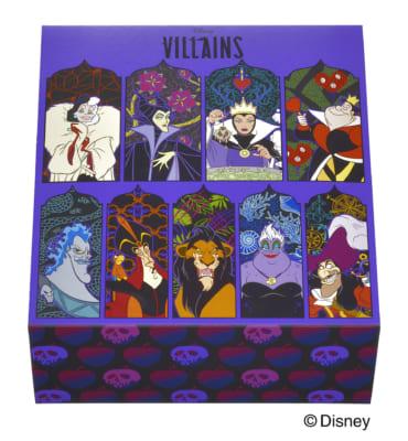 <ディズニー>プリンセス&ヴィランズコレクション パッケージ