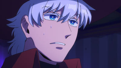 TVアニメ「吸血鬼すぐ死ぬ」第1話先行カット9