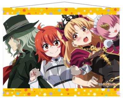 OVA「Fate/Grand Carnival」2nd Season店舗別特典●HMV連動購入特典:B2タペストリー