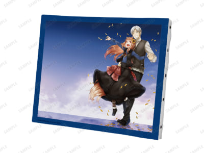 「狼と香辛料」15th Anniversary アニメイトワールドフェア 15周年イラストキャンバスボード 5,500円(税込)