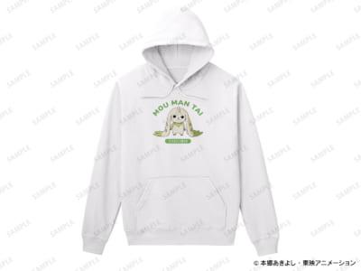 「デジモン STORE in ロフト」テリアモン カレッジパーカー(全1種)