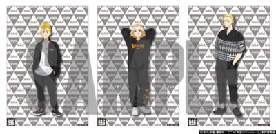 「東リベ×RG4」購入特典:ポストカード