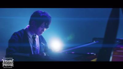 TVアニメ「ヴィジュアルプリズン」Artist PV - O★Z - 場面写真2