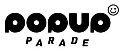 POP UP PARADEシリーズロゴ