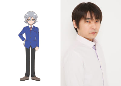 TVアニメ「デジモンゴーストゲーム」東御手洗清司郎:石田彰さん