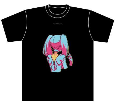 『平穏世代の韋駄天達』Tシャツ