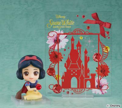 白雪姫 ねんどろいど 「Amazon.co.jp限定 スペシャル背景シート」