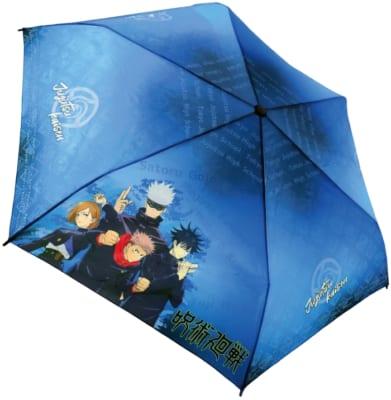 【呪術廻戦】折畳傘(ブルー) 2,178 円(税込)全体図
