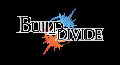 TVアニメ「ビルディバイド」ロゴ