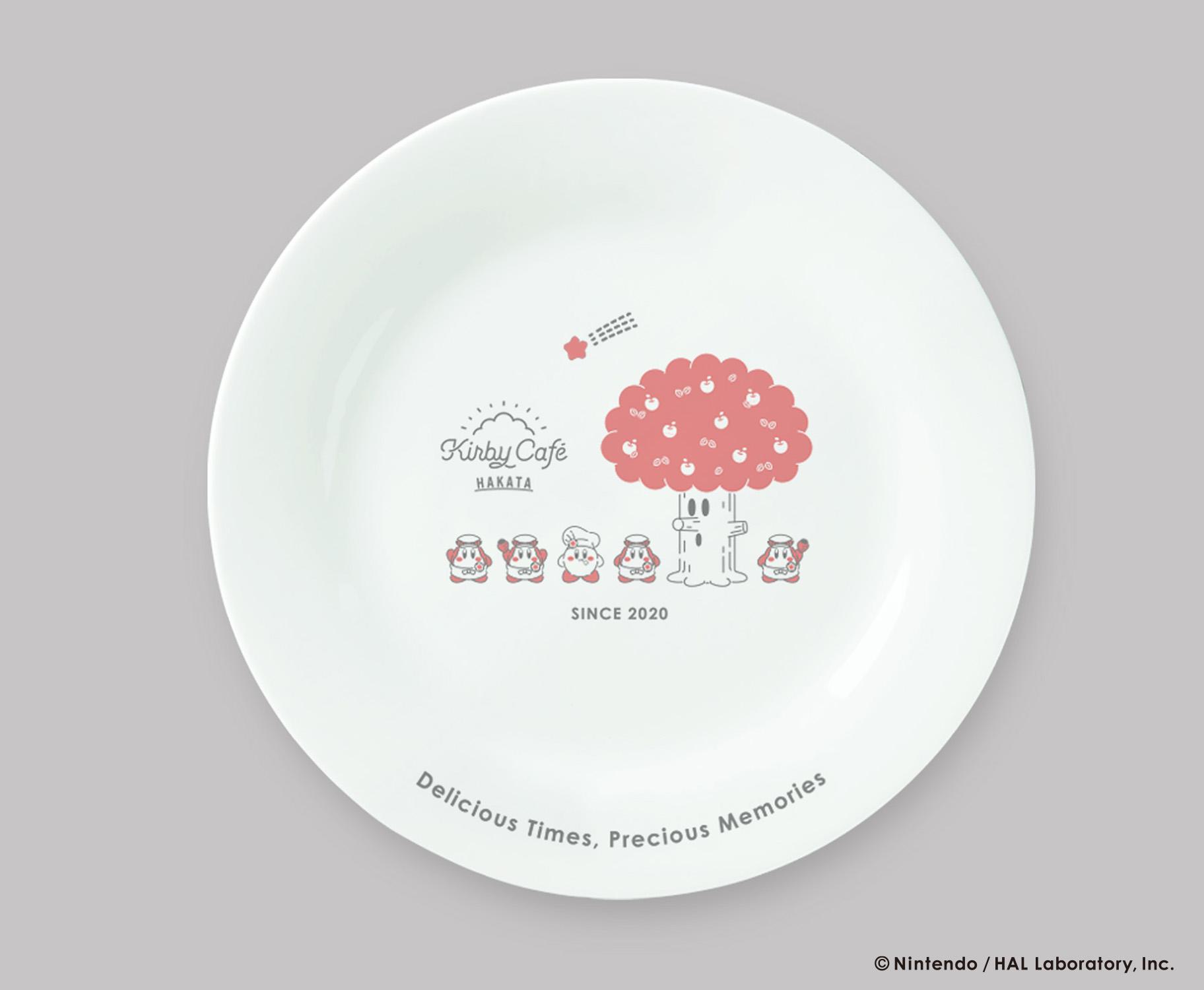ワドルディバーガー&ミートパスタ 温野菜のせスーベニアプレート (HAKATA)画像