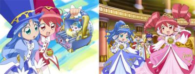 ふしぎ星の☆ふたご姫