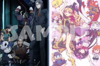 OVA「Fate/Grand Carnival」2nd Seasonキャラクターデザイン/総作画監督描き下ろしジャケット