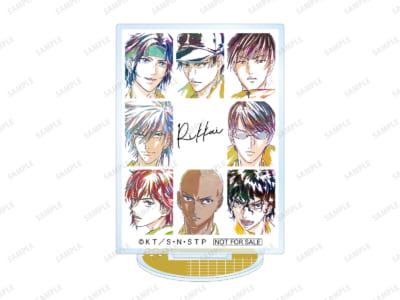『新テニスの王子様』 集合 立海 Ani-Art 第2弾 アクリルスタンド アニメイト限定特典