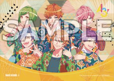 「A3! SUNNY SUMMER EP」店舗別購入特典タワーレコード(一部店舗を除く):大判ポストカード
