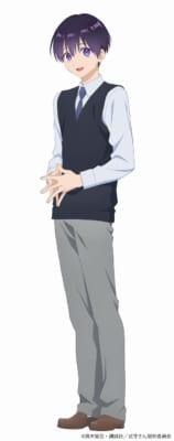 TVアニメ「可愛いだけじゃない式守さん」和泉