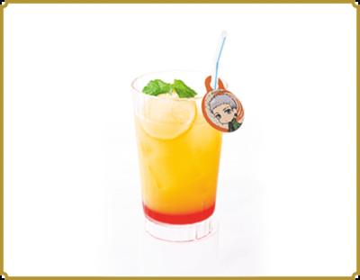 「東リベ×極楽湯」シトラスオレンジ