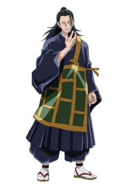 「劇場版 呪術廻戦 0」夏油傑