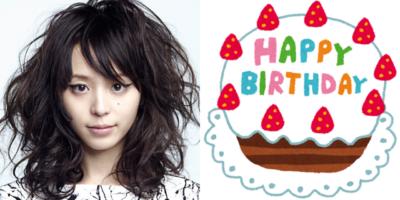 10月8日は平野綾さんのお誕生日