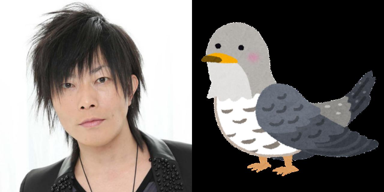 谷山紀章さん「いや飛ばんのか〜い」川辺の鳥を観察する様子にほっこり
