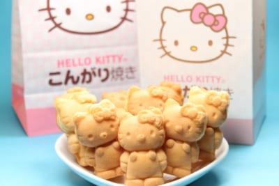 「Hello Kitty Japan ダイバーシティ東京 プラザ店」カフェ_クロミ_ハローキティこんがり焼